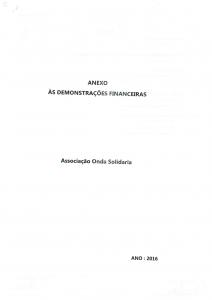 Anexo Demonstrações Financeiras 1-01